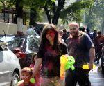Holi - celebrations