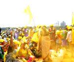 Dhangar community demonstration
