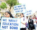 74 years after Hiroshima, Mumbai students march for peace