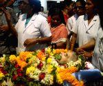 Nurse Aruna Shanbaug dead