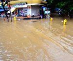 Rains lash Mumbai