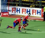 Hockey India League - Dabang Mumbai vs Kalinga Lancers
