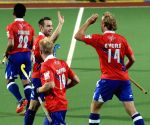 Hockey India League - Dabang Mumbai vs Punjab Warriors