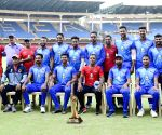 Mumbai beat Delhi to win Vijay Hazare title
