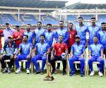 Mumbai beat Delhi to win Vijay Hazare title