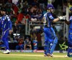 Mumbai: IPL 2015 - Rajasthan Royals vs Mumbai Indians
