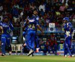 IPL 2015 - Rajasthan Royals vs Mumbai Indians