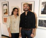 Gul Panag attends 'The Melted Core' photo exhibition