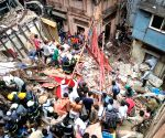 Minor rescued, many feared trapped in Mumbai building collapse