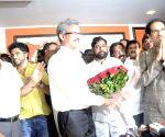Shiv Sena press conference