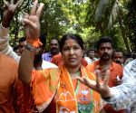 Trupti Sawant wins by-election to the Bandra (East) constituency