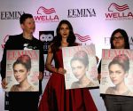 Aditi Rao Hydari launches Femina Salon and Spa magazine cover