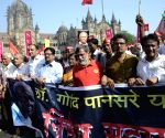 Rally against Govind Pansare's murder