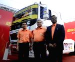 Tata Motors T1 Prima Truck Championship Trophy unveiled