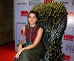 Premiere of film 'Game of Thrones' Season 5