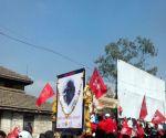 Govind Pansare dead - CPI rally