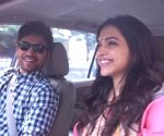 The actor turns nostalgic on Mr. Bachchan's last day of shoot for Piku