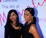 The art  of Fashion designer Mrinalini Chandra collection preview