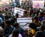 Children of brick kiln workers press for their right to education