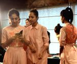 Lakme Fashion Week 2015 - rehearsal