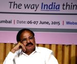 """Naidu at a seminar on 'Smart City Delivery of civic Services"""""""