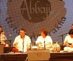 A special concert 'Homage to Abbaji'
