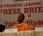 Yogi promises world class film city, opens doors for investment