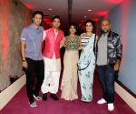 Varun Dhawan and Shraddha Kapoor promoting film ABCD 2