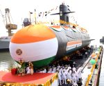 4th Scorpene class attack submarine launched in Mumbai