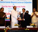VP confers Jamnalal Bajaj Awards on 4 prominent Gandhians