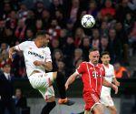 GERMANY MUNICH SOCCER UEFA CHAMPIONS LEAGUE BAYERN MUNICH SEVILLA