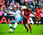 GERMANY-MUNICH-SOCCER-BAYERN VS SHALKE 04