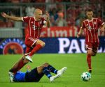 GERMANY-MUNICH-SOCCER-BUNDESLIGA-BAYERN MUNICH VS BAYER 04 LEVERKUSEN