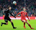 GERMANY MUNICH CHAMPIONS LEAGUE BAYERN PSG