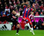 Munich (Germany): German first division Bundesliga football match between Bayern Munich and Leverkusen