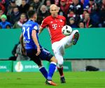 GERMANY-MUNICH-GERMAN CUP-BAYERN MUNICH VS SCHALKE 04