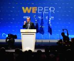 GERMANY MUNICH EUROPEAN ELECTIONS EPP CANDIDATE MANFRED WEBER