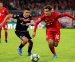Bayern win, Leverkusen lose in Champions League