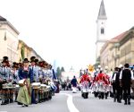 GERMANY MUNICH OKTOBERFEST PARADE