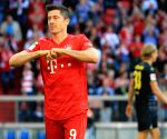 GERMANY MUNICH SOCCER BUNDESLIGA BAYERN MUNICH VS KOELN