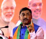 BJP denies 'game' in Karnataka, says problem within Congress