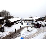 PAKISTAN MURREE HEAVY SNOWFALL TOURISTS