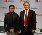 Berklee A R Rahman scholarship awards press conference