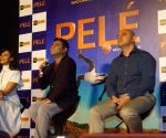 Music launch of Hollywood film Pele: Birth of a Legend