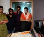 : Mumbai: Song recording of Mangalmurthi Morya, a single audio on Lord Ganesha