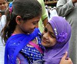 Mamata Banerjee celebrating Eid-ul-Fitr