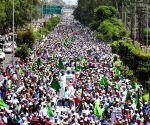 Ludhiana (Punjab): Muslim organisations' protest