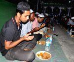 Ramadan - Muslims break their fast