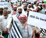 Muslims demonstrate against terrorism