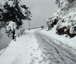 Season's heaviest snowfall in Uttarakhand